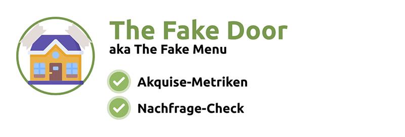 Fake Door